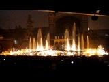 Поющие фонтаны - волшебное зрелище!!! Достойное завершение чудесных каникул!