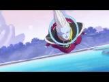 Трейлер аниме «Жемчуг дракона Битва Богов»